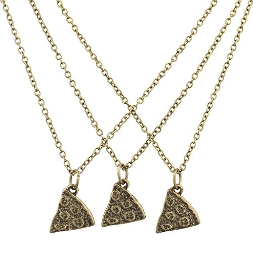 lux-accessories-best-friends-forever-bff-slice-of-pizza-charm-necklace-set-3pc