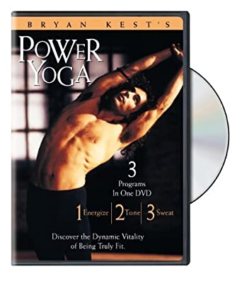 Bryan Kest Power Yoga Complete Collection by Warner Home ...