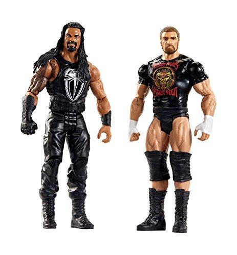 WWE Tough Talkers Roman Reigns & Tripple H Figure 2 Pack, Scientific Toys, 2018