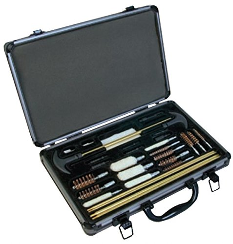 Outers 32 - Piece Universal Aluminum Gun Care Case