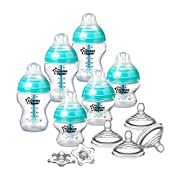 Tommee Tippee Advanced Anti-Colic Newborn Bottle Set