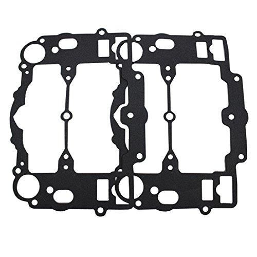 iFJF Carburetor Rebuild Kit for Edelbrock 1400 1404 1405 1406 1407 1409  1411 1477 fit Automotive 500 600 650 700 750 & 800 CFM Weber Marine  Carburetor