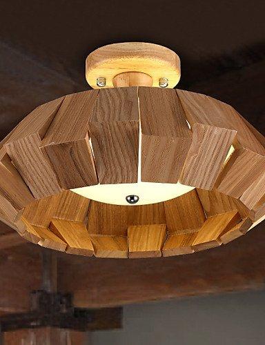DXZMBDM® 24 Zeitgenössisch / Rustikal Ministil Andere Holz/Bambus Pendelleuchten Esszimmer / Studierzimmer/Büro , white-220-240v