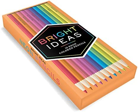 Amazon.com: Bright Ideas - Lápices de colores metálicos ...