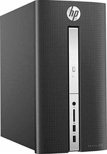 Premium High Performance Business Flagship HP Pavilion Desktop PC Tower Intel i7-7700 Quad-Core Processor 16GB RAM 2TB Hard Drive Intel Graphics 530 DVD WIFI HDMI Bluetooth Windows 10
