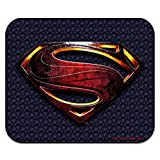 Justice League Movie Superman Logo Low Profile Thin Mouse Pad Mousepad