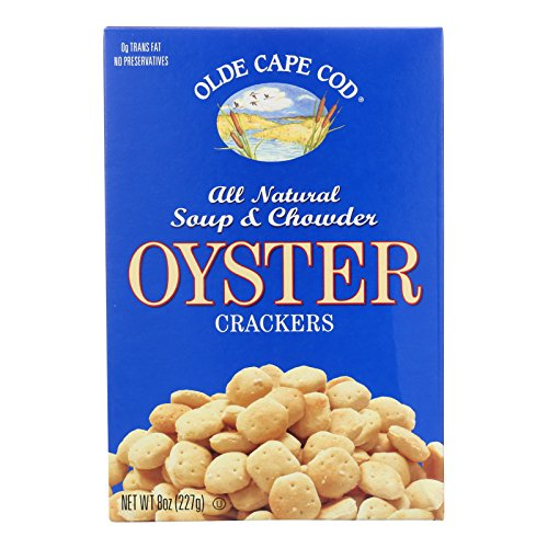 Olde Cape Cod Oyster - Crackers - Case of 12 - 8 oz. Cape Cod Oyster
