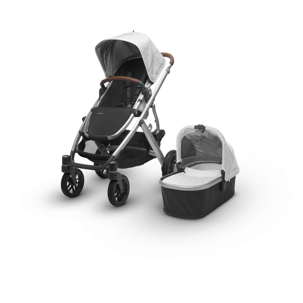 UPPAbaby Vista 2018 Stroller - Loic (White)