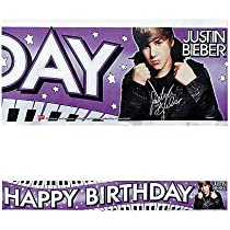 Happy Birthday Foil Banner 1ct
