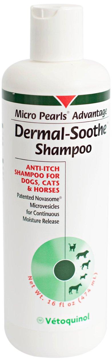 Vetoquinol 432049 Dermal soothe Shampoo,