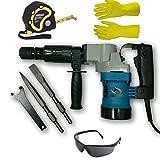 Toolscentre Supreme Quality 5Kg Demolition Hammer , Breaker With Goggle Combo