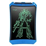 8.5 Inches LCD Writing Tablet - NEWYES NYWT085D - Robot Pad Kids Drawing board Doodle Pads Electronic Graphic Drawing Tablet (Blue)