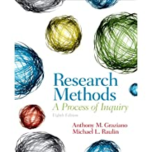 Research Methods: A Process of Inquiry (8th Edition)