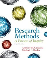 Research Methods: A Process of Inquiry, 8th Edition Front Cover