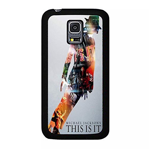 Custom Dance Step Michael Jackson Phone hülle Handyhülle Cover for Samsung Galaxy S5 Mini MJ Cover,Telefonkasten SchutzHülle