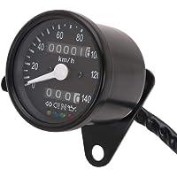 Velocímetro de Motocicleta con 4 Funciones de indicador
