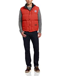 Mens Freestyle vest size (Red, X-Small)