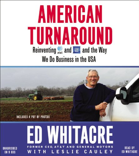 Download American Turnaround: Reinventing At&t and Gm and the Way We Do Business in America PDF
