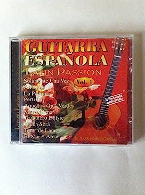 Guitarra Espanola Pasion Latin: Various Artists: Amazon.es: Música