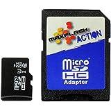 32GB Speicherkarte für Canon LEGRIA mini (micro SD, Adapter inklusive)