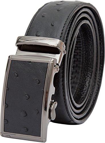 ostrich belts for men - 4