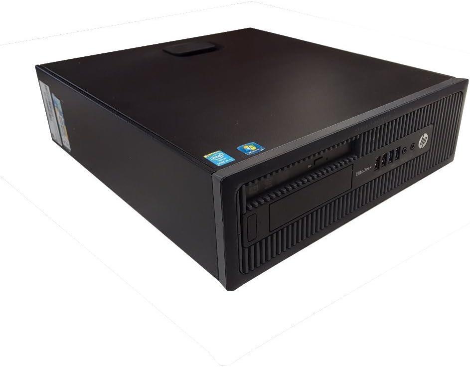 EliteDesk 800 G1 Desktop Computer - Intel Core i7 i7-4770 3.4GHz - Small Form Factor