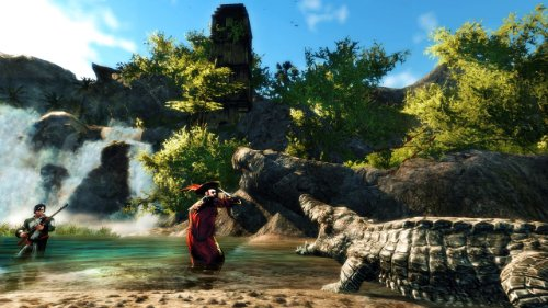 Risen 2: Dark Waters - Complete Package - Playstation 3 (Special Edition) by Deep Silver (Image #9)