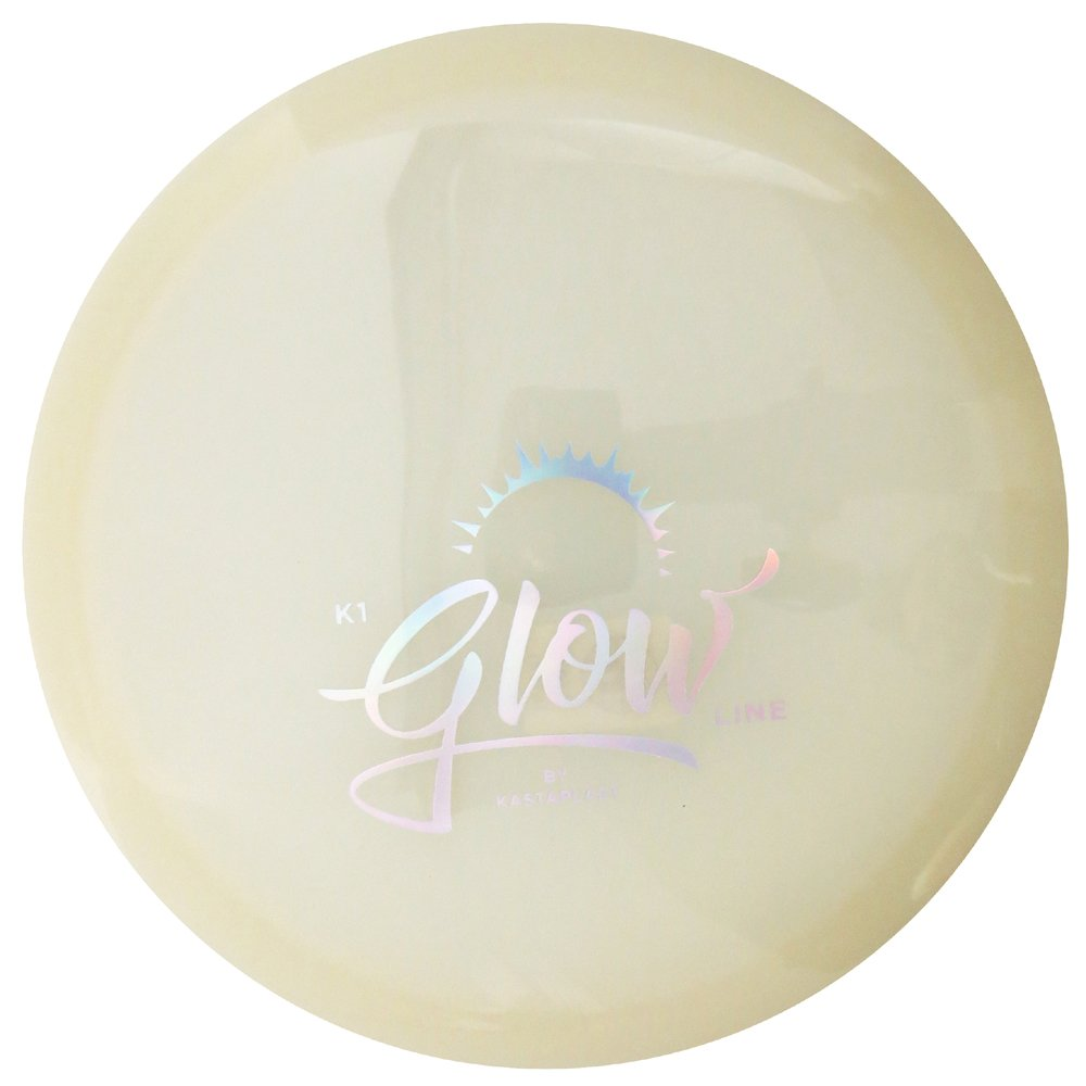 Kastaplast k1グローKaxeミッドレンジGolf Disc [ Colors May Vary ]  173-176g