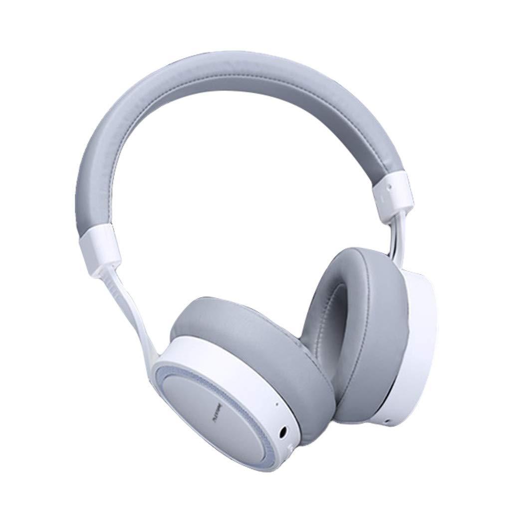 Amazon.com: BIYATE Gaming Bluetooth Headset for PS4, PC ...