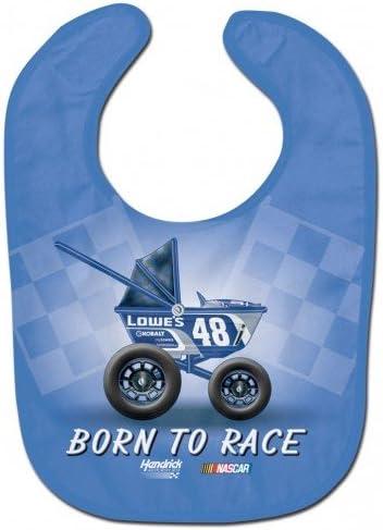 WinCraft NASCAR Jimmie Johnson WCRA2216915 All Pro Baby Bib