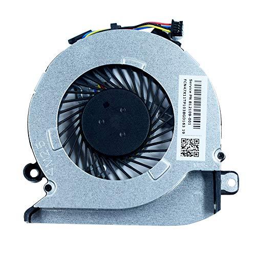 Cooler CPU para HP 15-AB 15-AB000 15-AB100 15T-AB200 15-