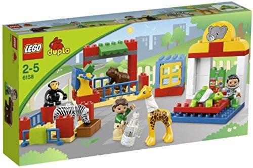 LEGO DUPLO LEGOville - 6158 - Jouet d'Eveil - La Clinique Vétérinaire 308239 Import-Gbr Toys