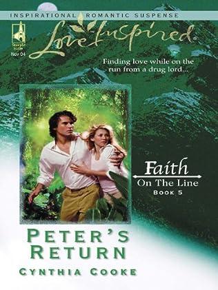 book cover of Peter\'s Return