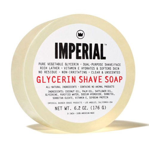 Imperial Barber Natural Glycerin Shaving