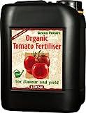 Growth Technology Ltd 05-210-160 Green Future Organic Tomato Fertiliser 5 Litre