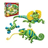 Bloco Toys Lizards and Chameleons