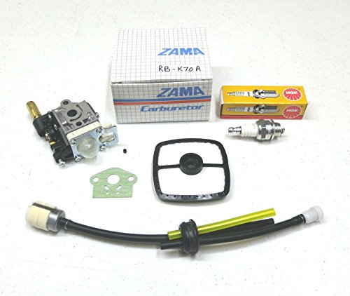 OEM Echo SERVICE KIT for SRM-230 SRM-230S Carburetor Carb Air Filter Fuel Kit SP by The ROP Shop (Bush Trimmer Echo)