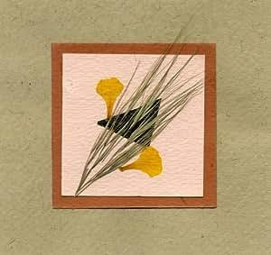 Amazon.com: Handmade Greeting Card - Holiday, New Year or ...