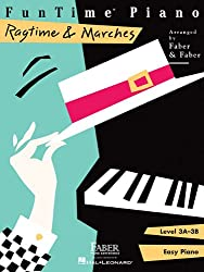 FunTime Piano Ragtime & Marches: Level 3A-3B: Easy Piano