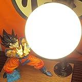 Dragon Ball Son Goku Shock Wave LED Table Lamp