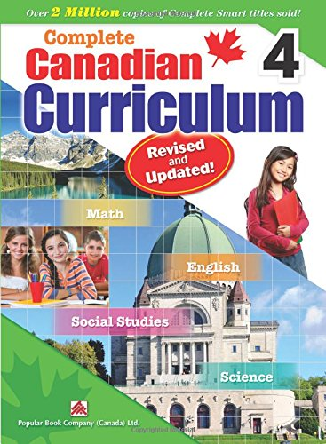 !Best Complete Canadian Curriculum Gr.4(Rev)<br />D.O.C
