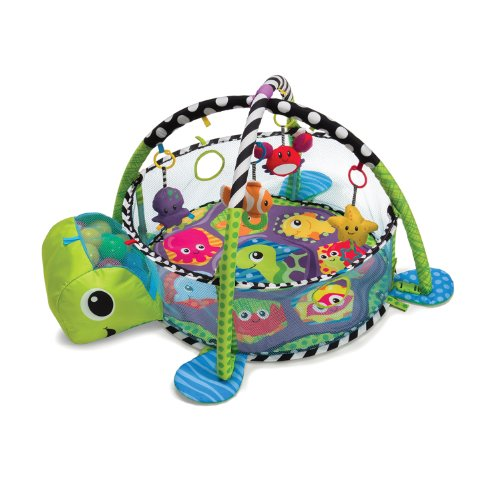 Infantino Grow-with-me Activity Gym and Ball Pit 2