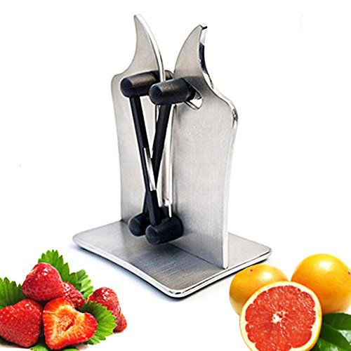 Bavarian Edge Kitchen Knife Sharpenr - Professional Kitchen