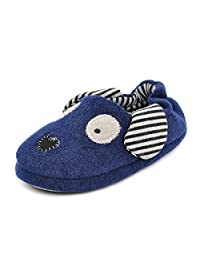 Beeliss Boys Slippers Cartoon House Shoes