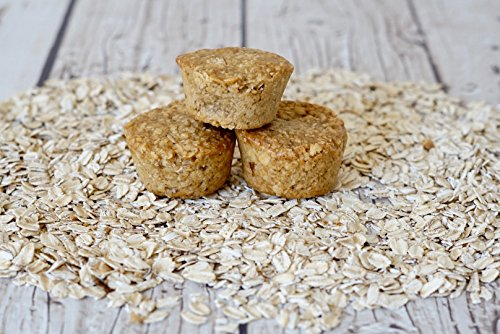 Bobo's Oat Bites (Coconut, 24 Pack Box of 1.3 oz Bites) Gluten Free Whole Grain Rolled Oat Snack- Great Tasting Vegan On-The-Go Snack, Made in the USA by Bobo's (Image #7)