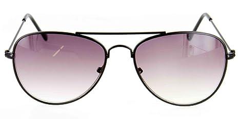 0b1084d7d92 Amazon.com  Aloha Eyewear Tek Spex 9001 Unisex Progressive No-Line Aviator Bifocal  Reader Sunglasses (Gunmetal +2.50)  Health   Personal Care