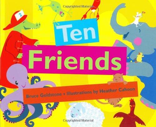 Read Online Ten Friends pdf