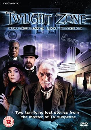 Image result for the twilight zone: rod serling's lost classics