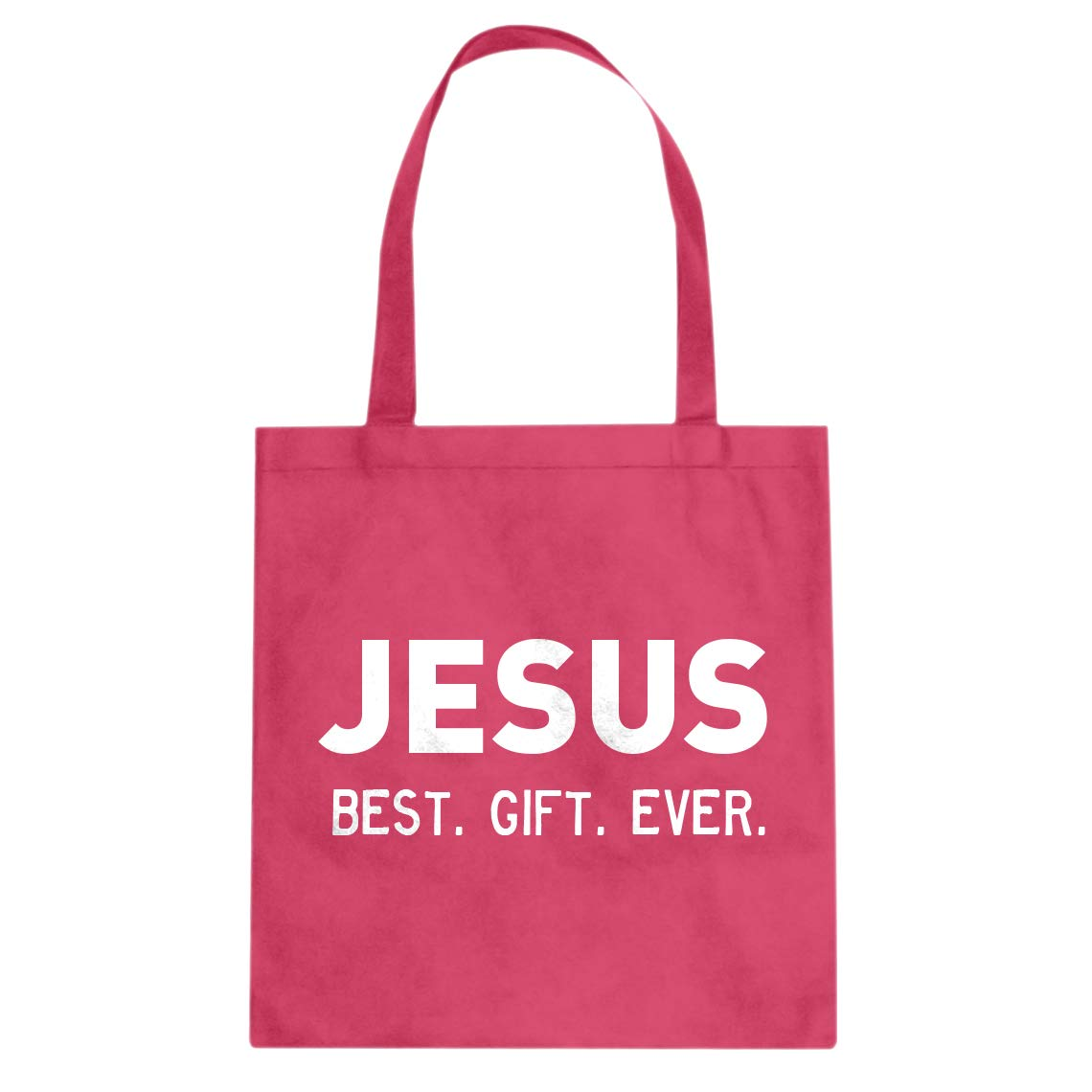 Indica Plateau Jesus Gift Best Ever Cotton Canvas Tote Bag
