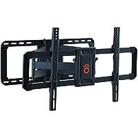 "ECHOGEAR Full Motion TV Wall Mount for Big TVs Up to 90"" TVs - Smooth Swivel, Tilt, & Extension - Universal Design Works…"